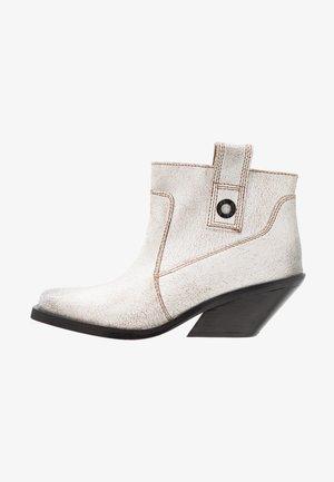 GIUDECCA D-GIUDECCA MAB - Kotníková obuv - white