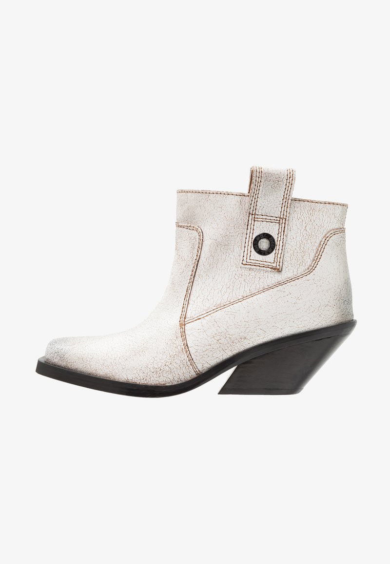 Diesel - GIUDECCA D-GIUDECCA MAB - Kotníková obuv - white