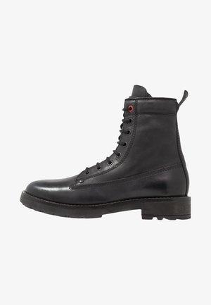 THROUPER D-THROUPER DBB W Z - Lace-up ankle boots - black