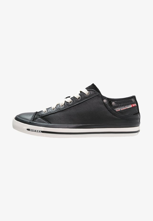 EXPOSURE LOW I - Sneakers laag - black