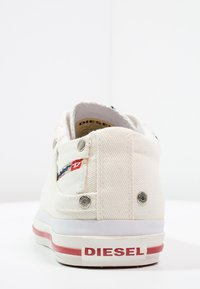 Diesel - EXPOSURE LOW - Trainers - bright White - 3