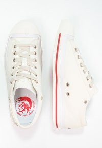 Diesel - EXPOSURE LOW - Trainers - bright White - 1