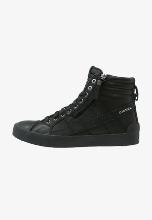 D-STRING PLUS - Höga sneakers - black