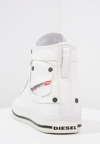 Diesel - EXPOSURE I - High-top trainers - white - 3