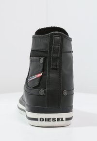 Diesel - EXPOSURE I - Baskets montantes - black - 3