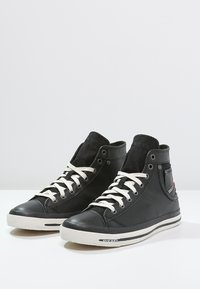 Diesel - EXPOSURE I - Baskets montantes - black - 2