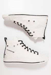 Diesel - EXPOSURE I - Sneakers hoog - star white - 1