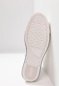Diesel - EXPOSURE I - Sneakers hoog - star white - 4