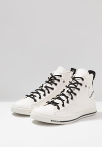 Diesel - EXPOSURE I - Sneakers hoog - star white - 2