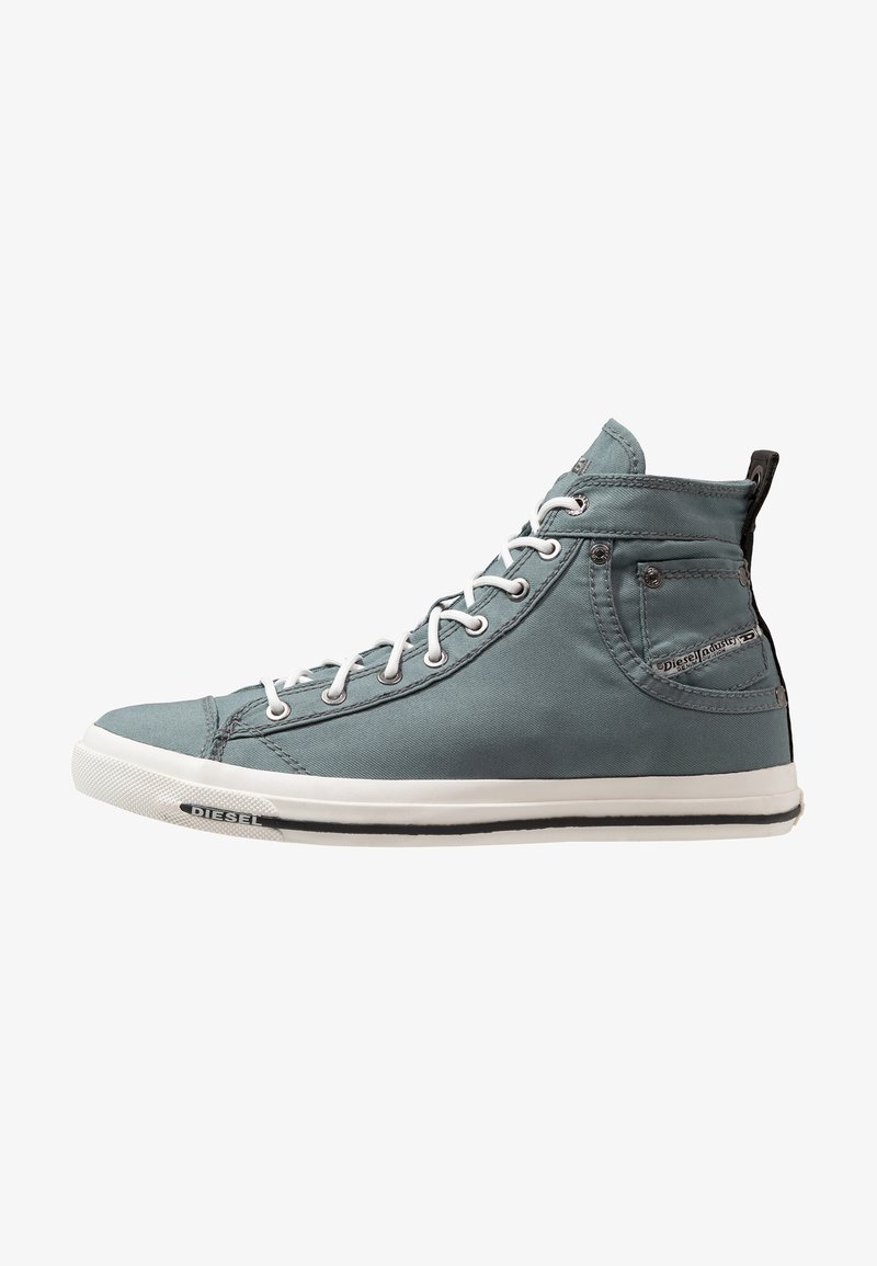 Diesel - EXPOSURE I - High-top trainers - dark forest