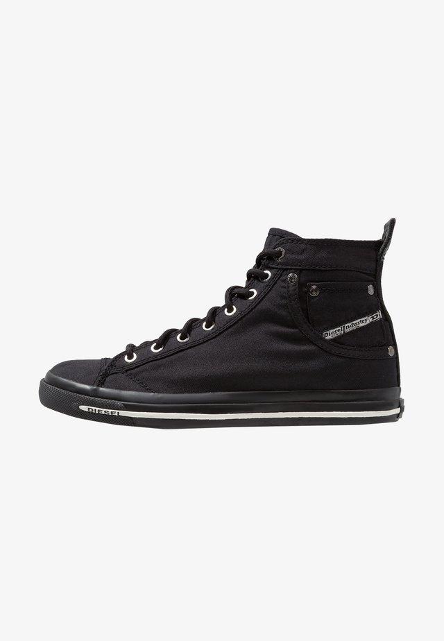 EXPOSURE I - Sneakers hoog - schwarz