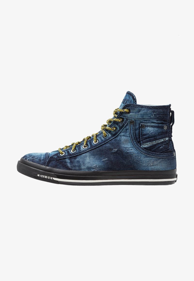 Diesel - EXPOSURE I - Sneaker high - blau