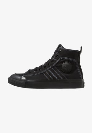S-ASTICO MID LACE - High-top trainers - schwarz