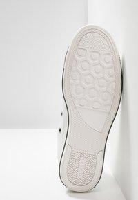 Diesel - MAGNETE EXPOSURE I - Zapatillas altas - star white - 4