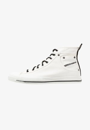 MAGNETE EXPOSURE I - High-top trainers - star white