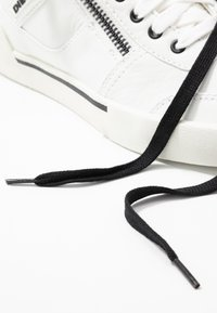 Diesel - S-DVELOWS MID - High-top trainers - star white - 5