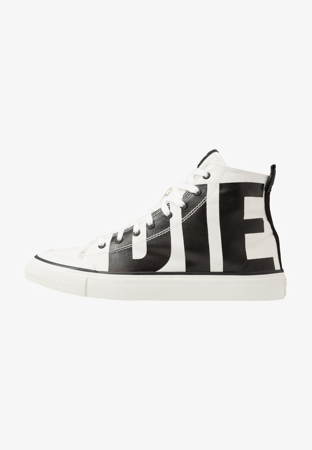 S-ASTICO MC - Sneakers alte - star white/black
