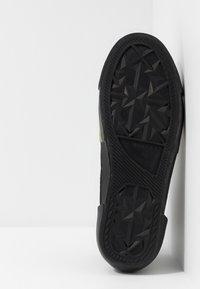 Diesel - S-DESE MID CUT - Baskets montantes - black/yellow fluo - 4