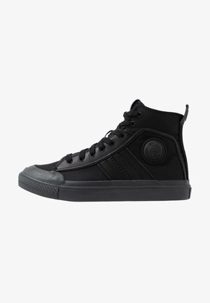 S-ASTICO MID LACE - Sneakers high - black
