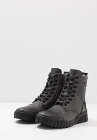 Diesel - H-RUA AM - Sneakers hoog - iron gate - 2