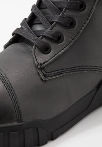 Diesel - H-RUA AM - Sneakers hoog - iron gate - 5