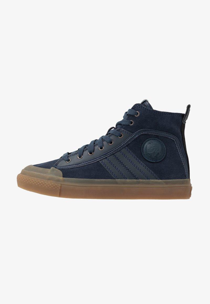 Diesel - S-ASTICO MC LOGO - Sneaker high - midnight navy