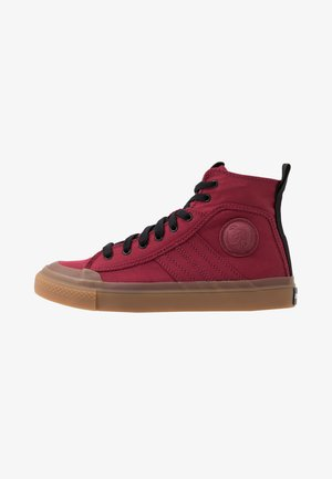 S-ASTICO MID LACE - High-top trainers - rumbda red