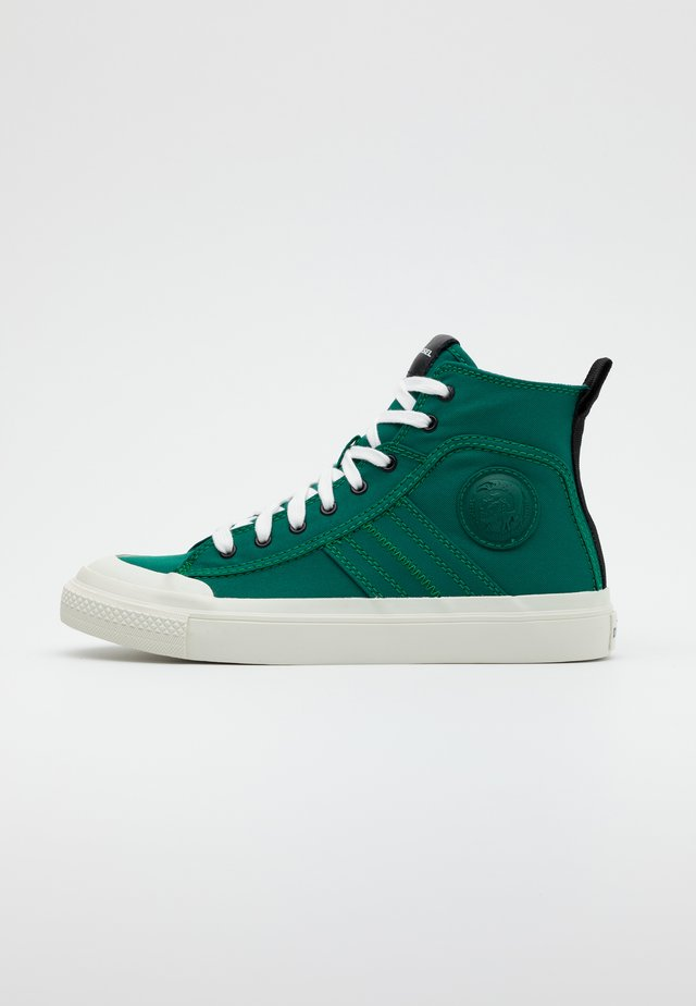 ASTICO S-ASTICO MID LACE - Sneakers hoog - green