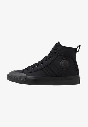 S-ASTICO MID LACE - Baskets montantes - black