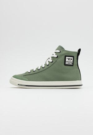 ASTICO S-ASTICO MID CUT  - Sneaker high - grey