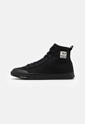 ASTICO S-ASTICO MID CUT SNEAKERS - Sneaker high - black