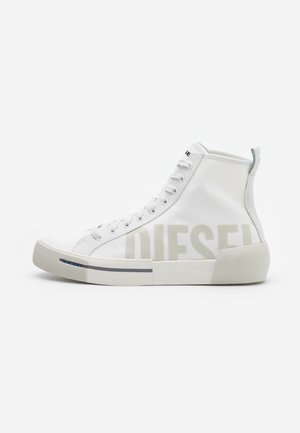 DESE S-DESE MID CUT - Vysoké tenisky - white