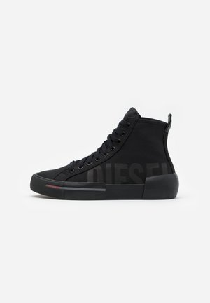 DESE S-DESE MID CUT - High-top trainers - black
