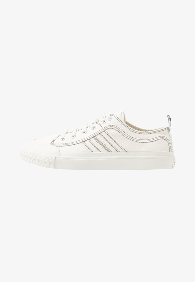 S-ASTICO LOW LACE - Sneakers laag - star white