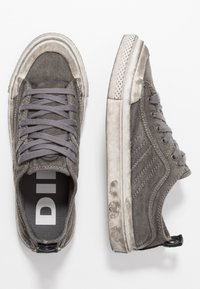 Diesel - S-ASTICO LOW LACE - Trainers - gunmetal - 1