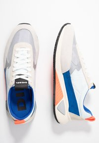 Diesel - S-KB LOW LACE II - Sneakers - star white/turkish - 1