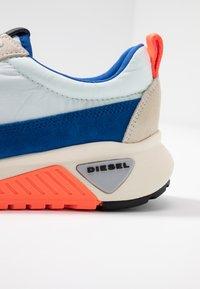 Diesel - S-KB LOW LACE II - Sneakers - star white/turkish - 5