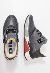 Diesel - S-BRENTHA LC - Sneakers - asphalt/steel gray - 1