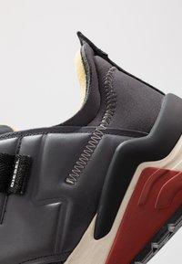 Diesel - S-BRENTHA LC - Sneakers - asphalt/steel gray - 5