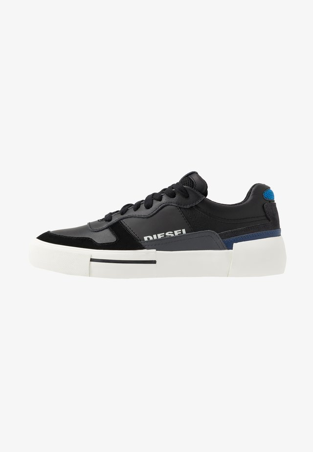 S-DESE MG LOW - Sneakers laag - black/asphalt/estate