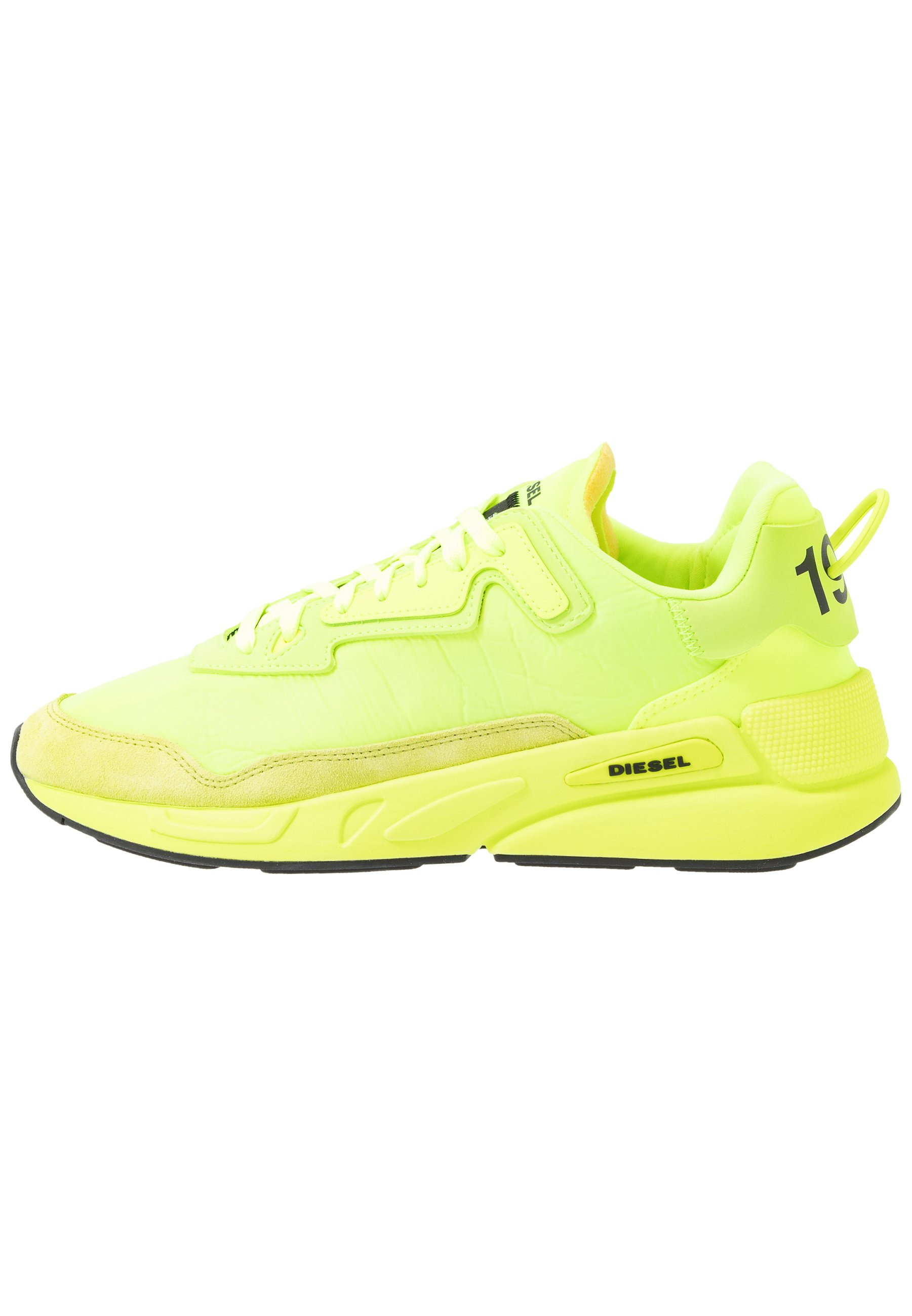 SERENDIPITY S SERENDIPITY LC SNEAKERS Baskets basses neon yellow