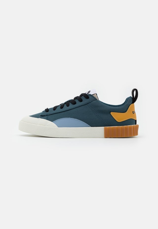BULLY S-BULLY LC - Baskets basses - blue/yellow