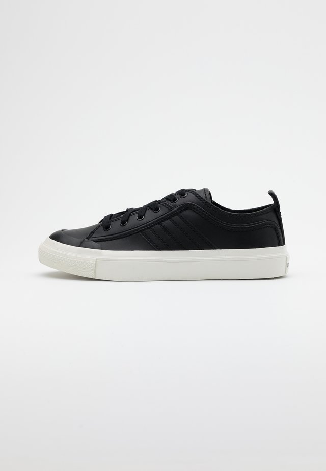 ASTICO S-ASTICO LOW LACE - Trainers - black