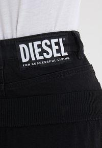 Diesel - M-SUIT-A TROUSERS - Pantalones deportivos - black - 5