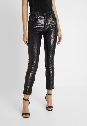 BABHILA - Slim fit jeans - black