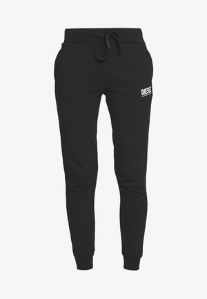 VICTADIA TROUSERS - Verryttelyhousut - black