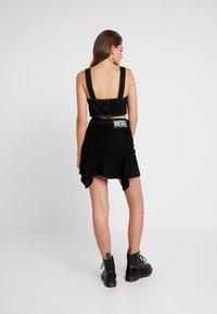 Diesel - O-BRYEL-A GONNA - A-line skirt - black - 2