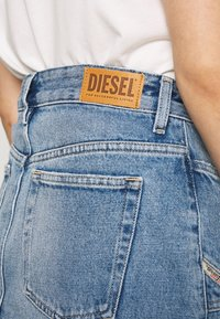 Diesel - BRYX SKIRT - Minikjol - blue denim - 3