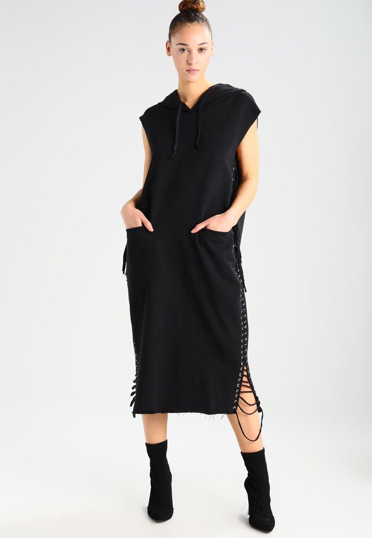 Diesel - D-AGO DRESS - Day dress - schwarz