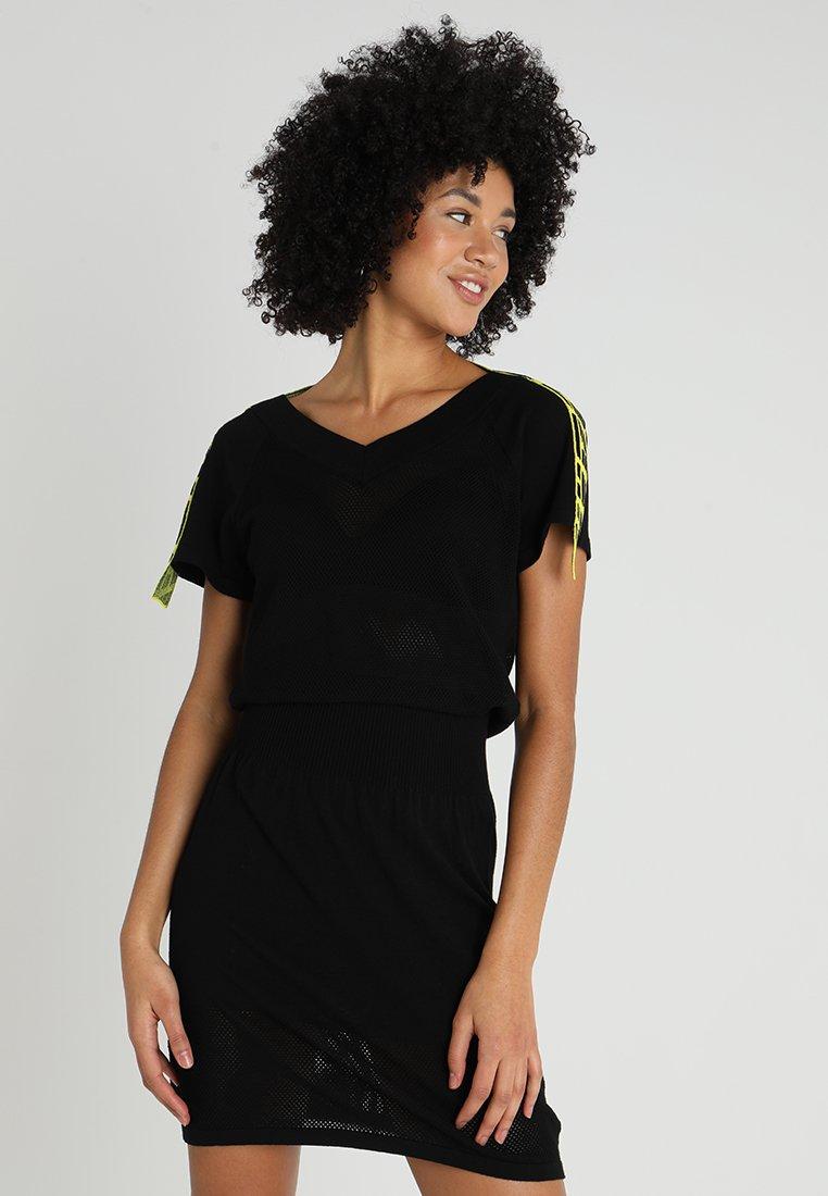 Diesel - M-PAMMY DRESS - Jumper dress - black